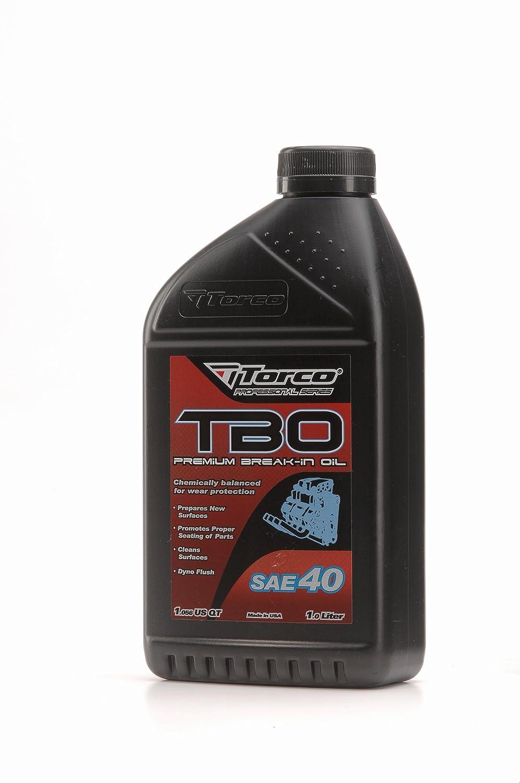 Torco a100040ce tbo 40 W Premium rodaje - Aceite 1 litro ...