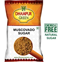 Dhampure Speciality Dark Brown Fine Grain Cane Sugar / Muscovado Sugar, 500g