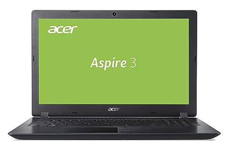 Acer Aspire 3 (A315-51-34Y6) 39,6 cm (15,6 Zoll Full-HD matt) Multimedia Laptop (Intel Core i3-8130U, 4 GB RAM, 128 GB SSD +