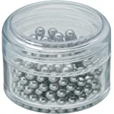 WMF 0617709992 sfere di acciaio per la pulizia di caraffe per acqua, Grigio acciaio, 1 - confezione