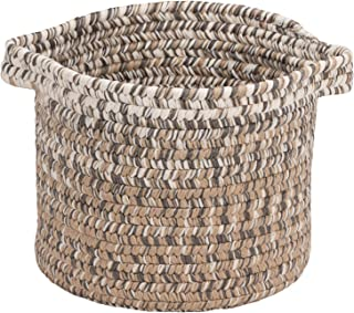 """product image for Colonial Mills Monet Ombre Basket, 14""""x14""""x15"""", Tan"""