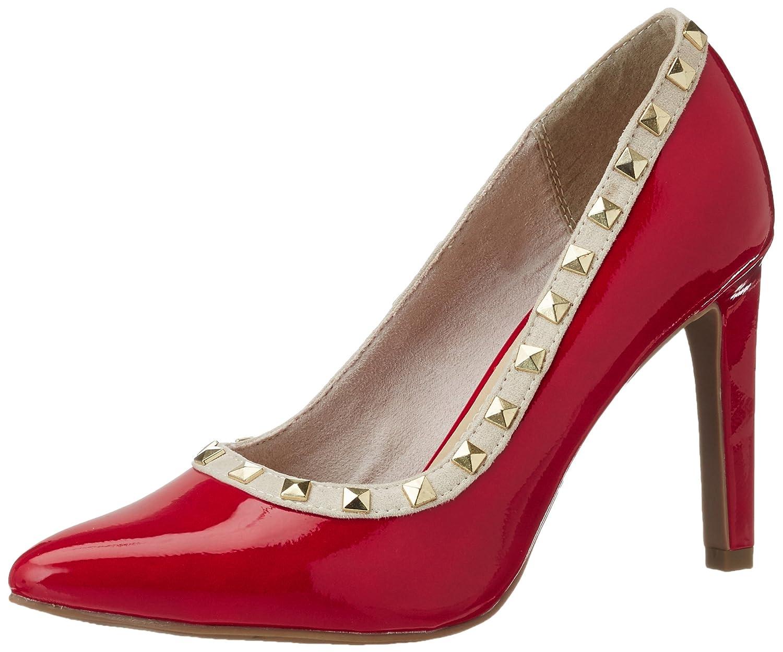 TALLA 38 EU. MARCO TOZZI 22449, Zapatos de Tacón para Mujer