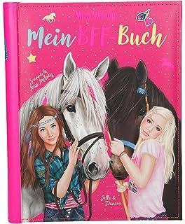 Miss Melody Freundebuch Motiv 2 Depesche Pferde Freundschaftsbuch