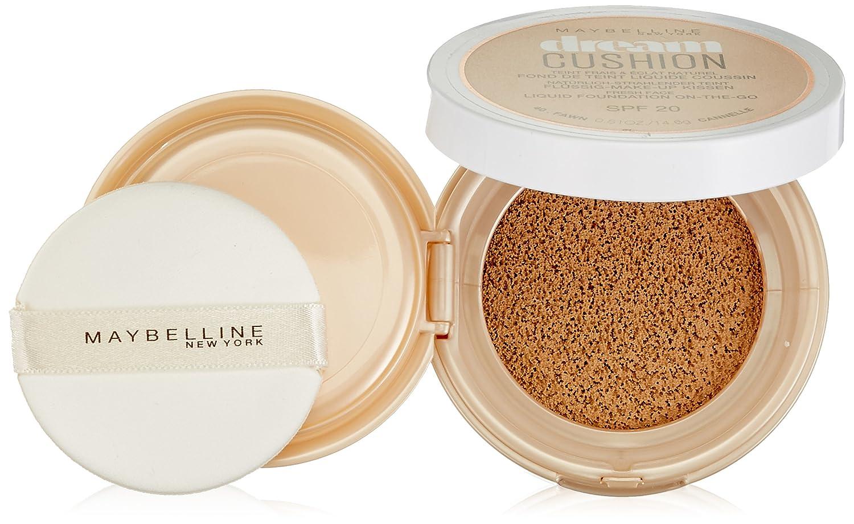 Maybelline DREAM CUSHION FDT NU 40 Fawn base de maquillaje - Base de maquillaje (Fawn, ECCCA2, 70 mm, 70 mm, 26 mm, 63 g) 3600531359980