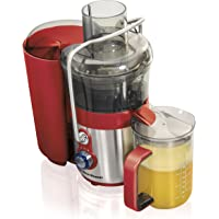 Hamilton Beach Easy Clean Big Mouth 2-Speed Juice Extractor (67851)