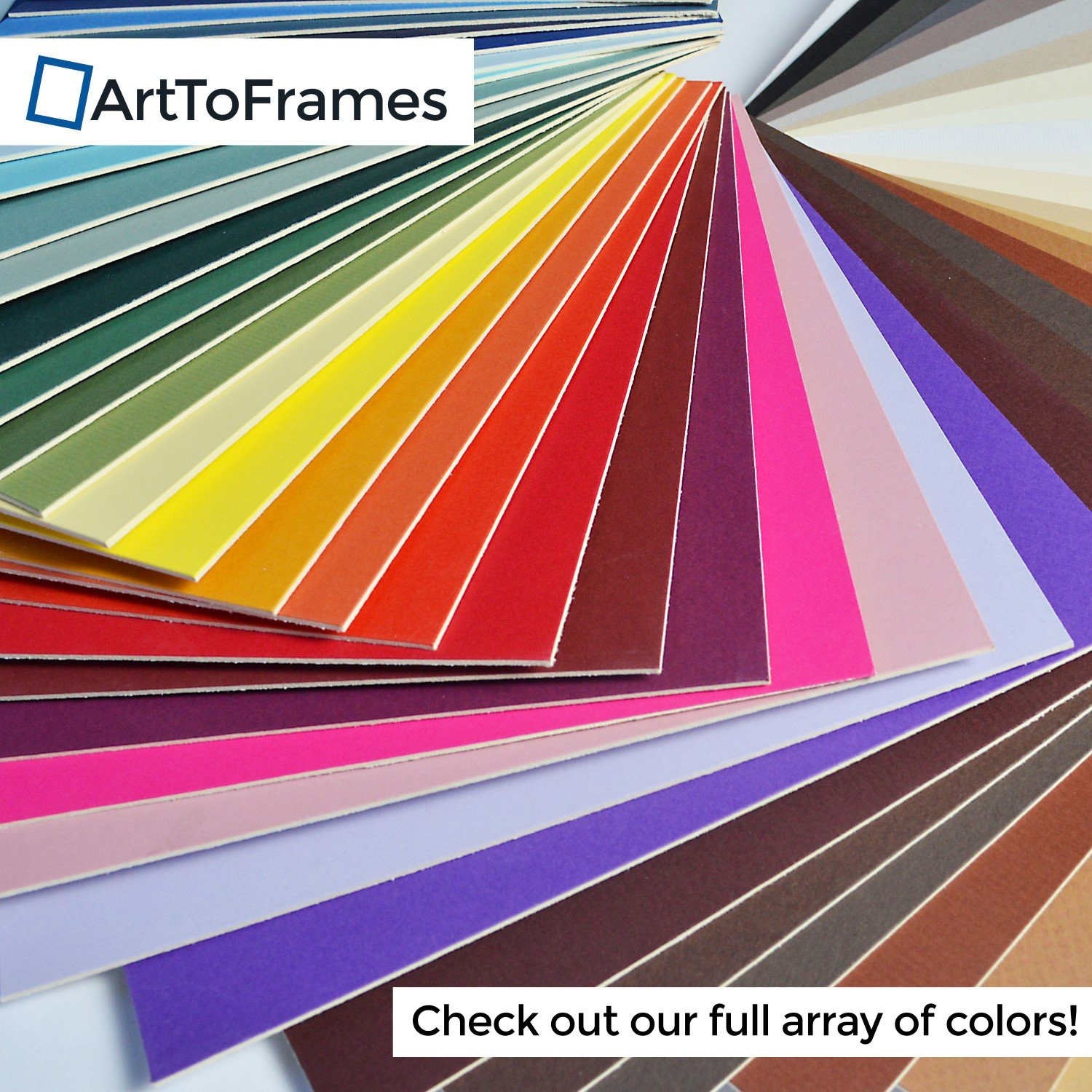 10x33 Raspberry/Ruby Custom Mat for Picture Frame with 6x29 opening size (Mat Only, Frame NOT Included) by ArtToFrames (Image #4)