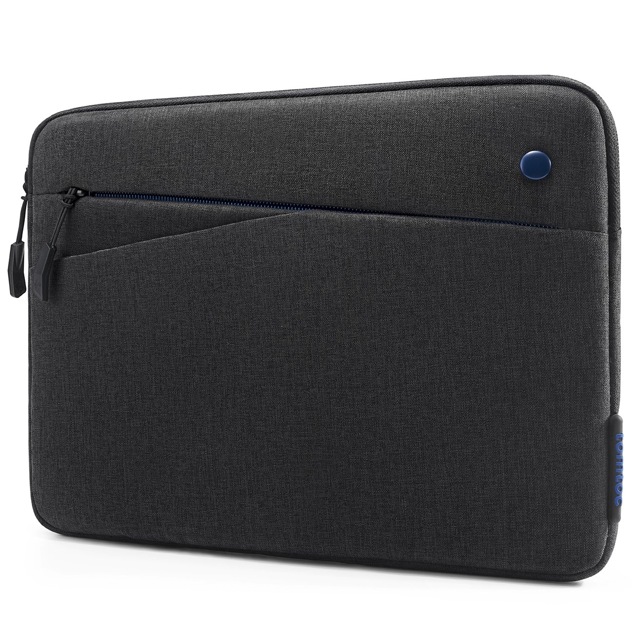 tomtoc 10.5 inch Tablet Sleeve Bag Compatible with iPad Pro, 9.7 inch New iPad, Surface Go, Samsung Galaxy Tab, Fit for Apple Pencil & Smart Keyboard