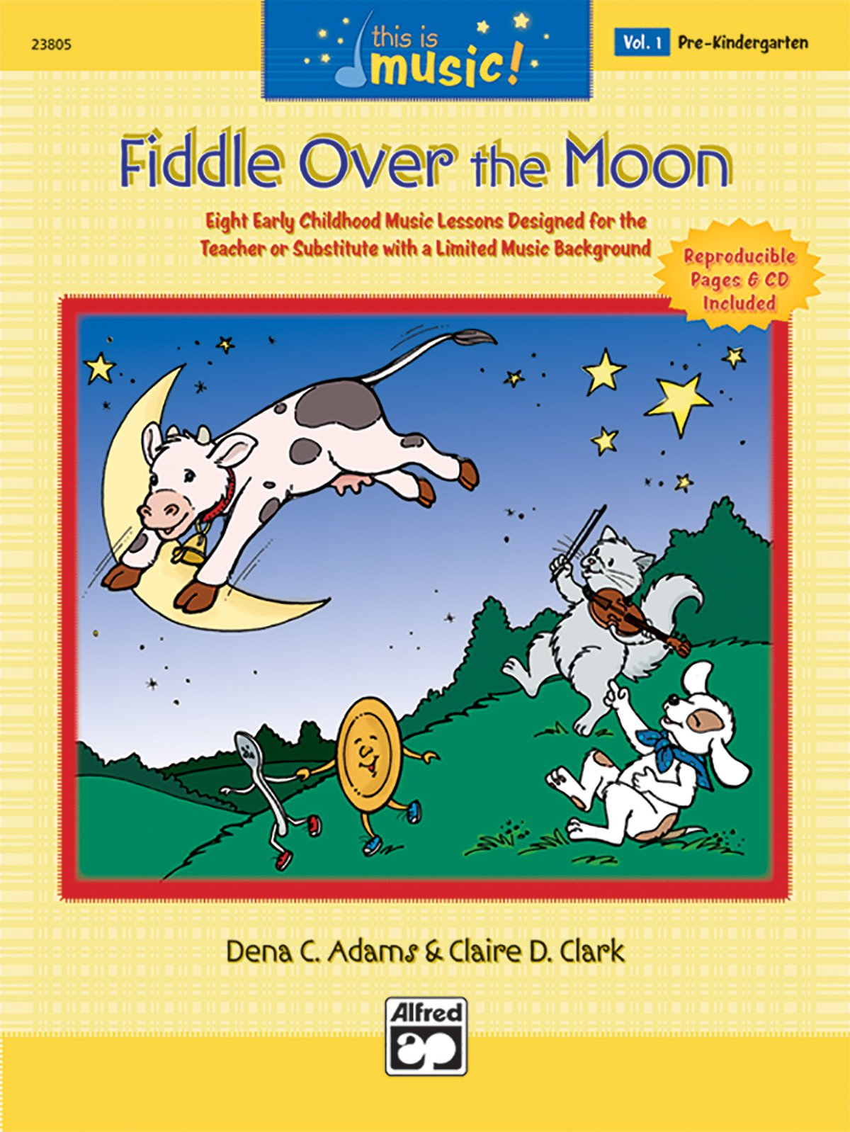This Is Music!, Vol 1: Fiddle Over the Moon, Comb Bound Book & CD pdf
