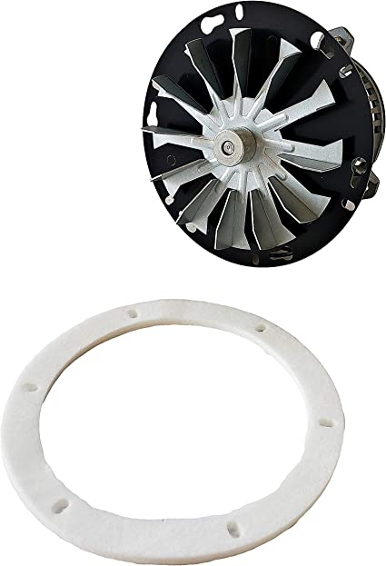 Pellethead Replacement Harman Invincible Insert /& RS Combustion Blower 3-21-00945