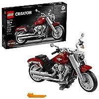 LEGO Creator Expert Harley-Davidson Fat Boy 10269 Building Kit, New 2020 (1,023...