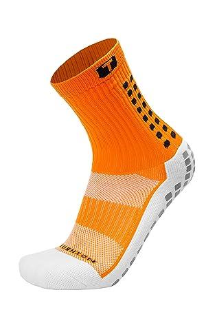 Trusox Calcetines Antideslizante Naranja Talla S: Amazon.es: Deportes y aire libre