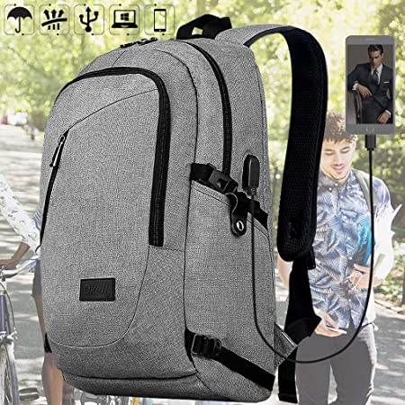 Happy New 2021 Year Travel Laptop Backpack Casual Durable Backpack Daypacks for Men Women for Work Office College Students Business Travel Schoolbag Bookbag