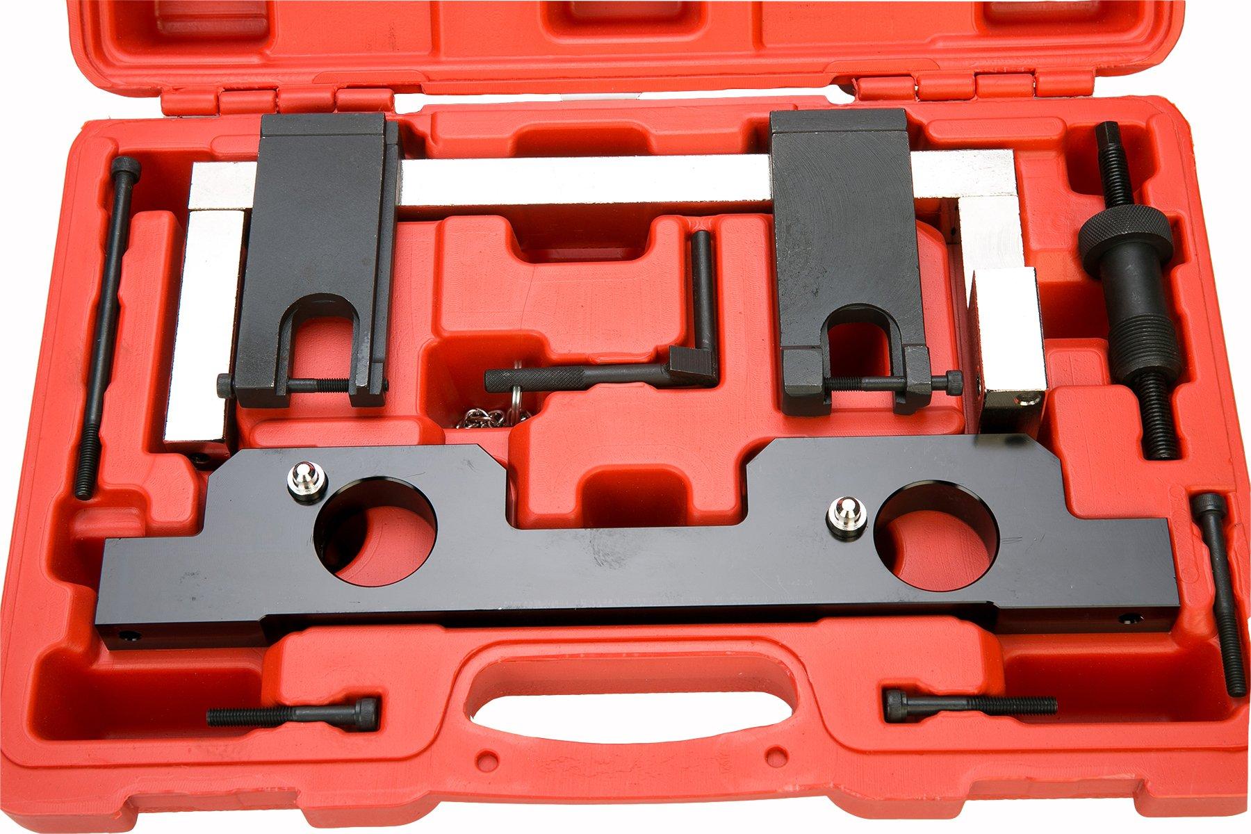 8MILELAKE Engine Alignment Locking Timing Tool Compatible for BMW N20 N26 Vanos Cam Camshaft by 8MILELAKE (Image #4)