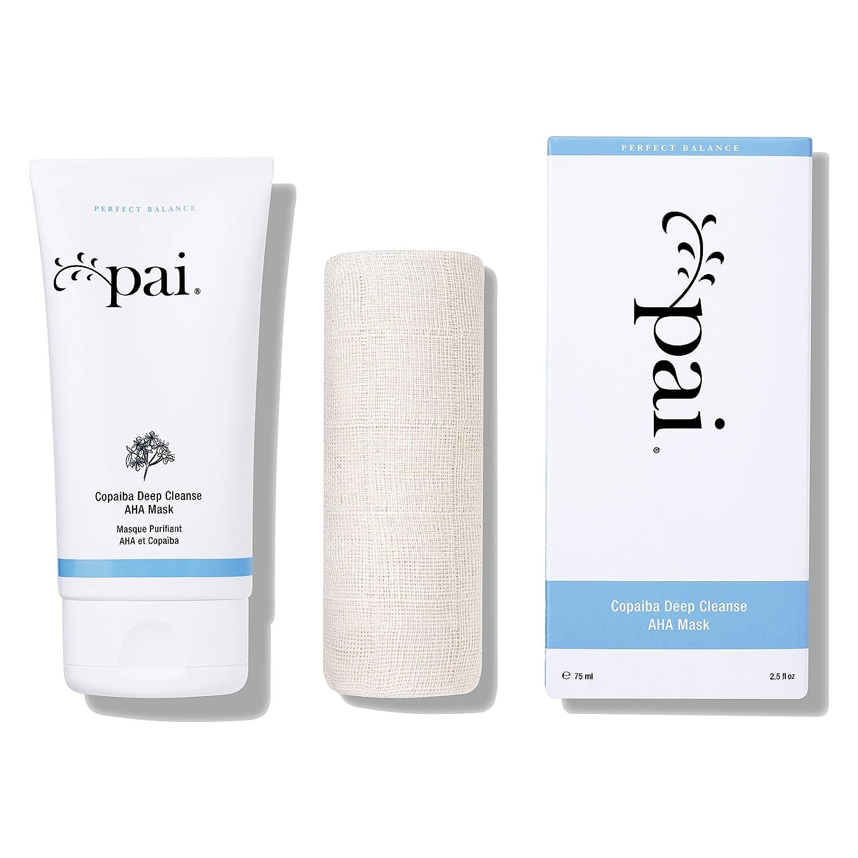 Pai Skincare Organic Copaiba Deep Cleanse AHA Mask