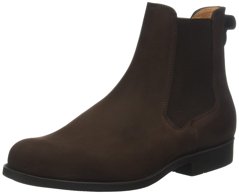 Aigle Herren Orzac 2 Chelsea Boots Braun (Darkbrown/Nb 001)