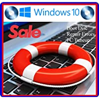 Re-Install Disc for Windows 10 ALL Versions