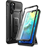 SUPCASE Unicorn Beetle Pro Series Designed for Huawei P30 Pro Case (2019 Release) Full-Body Dual Layer Rugged with Holster &