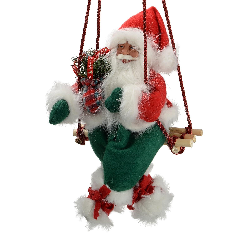 Something santas swinging sack