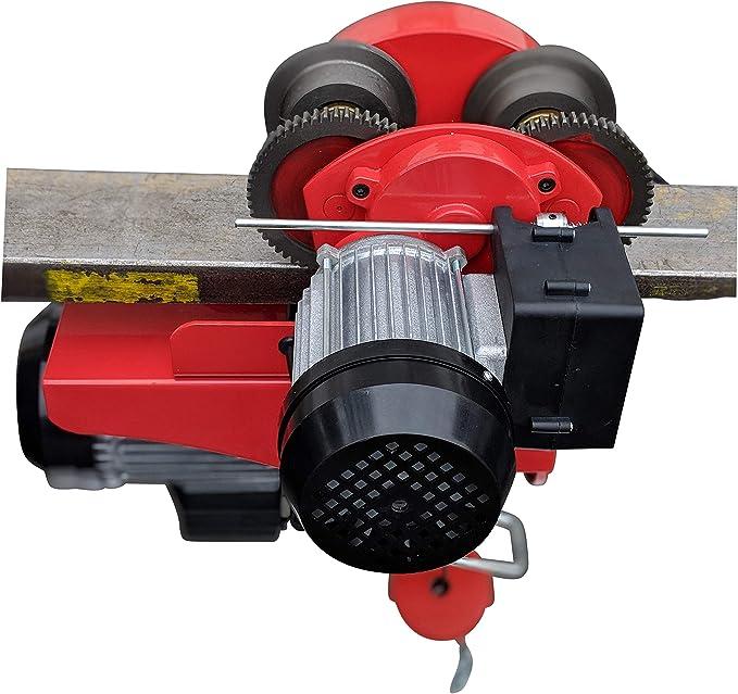 CROSSFER Châssis électrique 230 V pour TREUIL jusqu/'à 500 kg On pour Câble