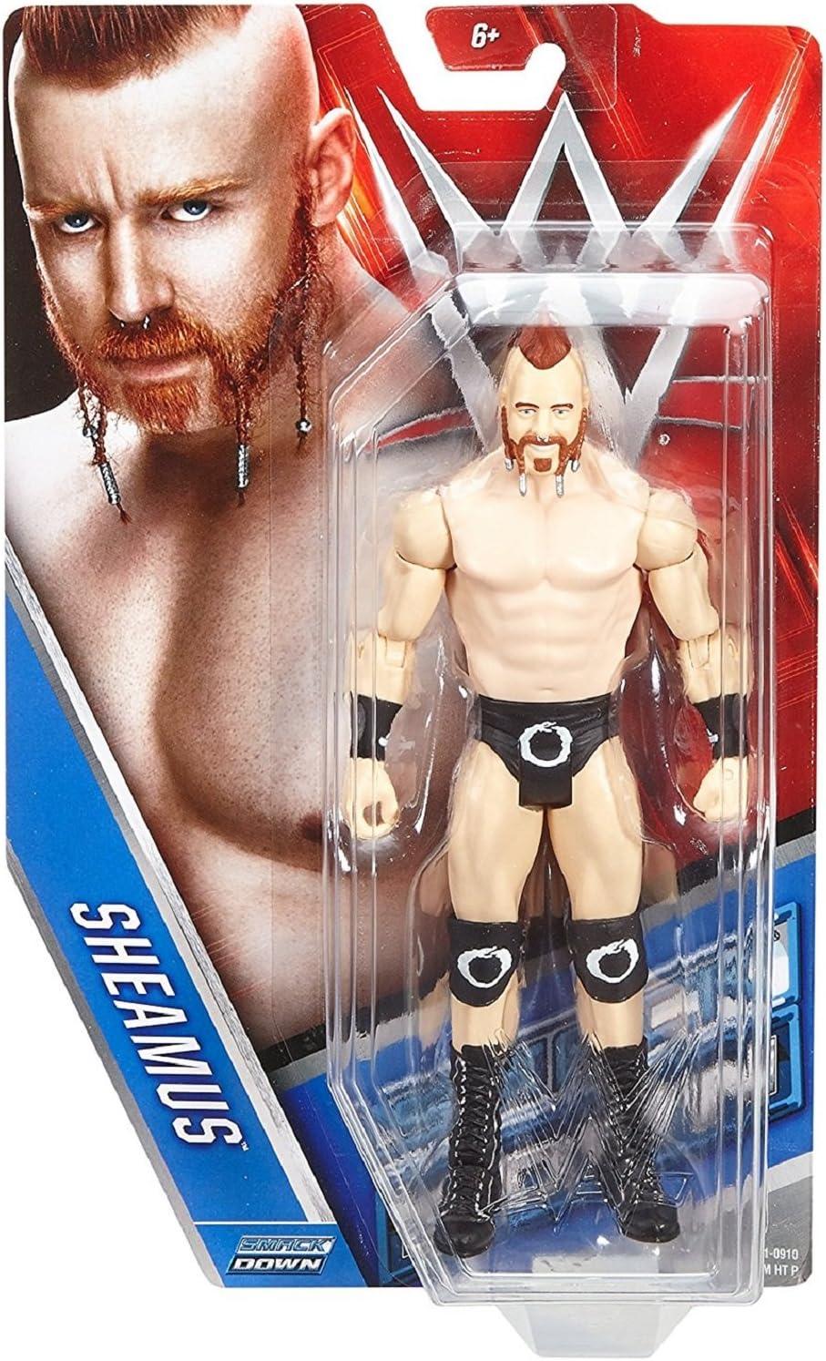 WWE Create A WWE Superstar SHEAMUS Action Figure w//Tattoo Sheet!