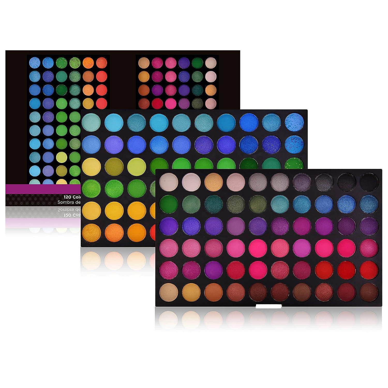 amazon com shany cosmetics shany eyeshadow palette bold and