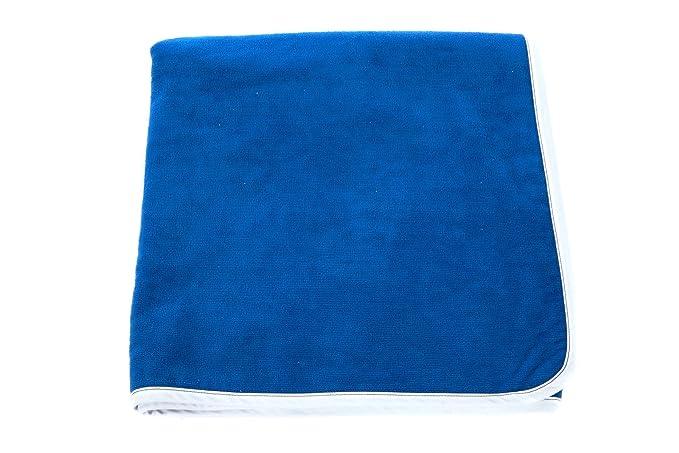 Emporio Armani EA7 toalla de playa hombre nuevo yacht blu: Amazon.es: Ropa y accesorios