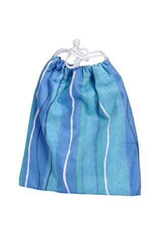 Danielle Drawstring Wash Bag - Waterfall: Amazon.co.uk: Beauty