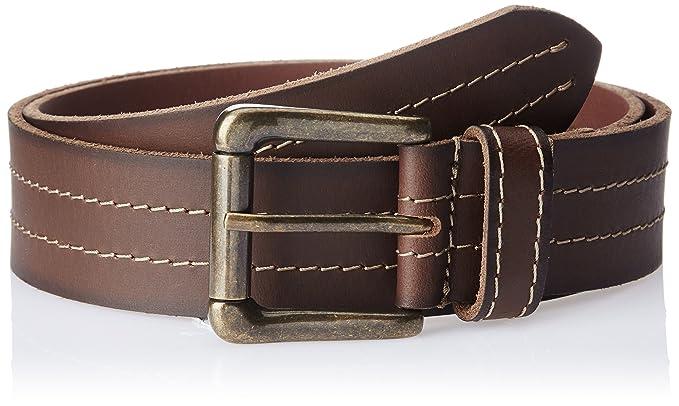 df8bdf0768f Celio Men s Leather Belt  Amazon.in  Clothing   Accessories