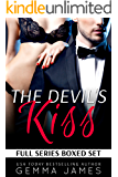The Devil's Kiss Series Boxed Set: A Dark Billionaire Romance