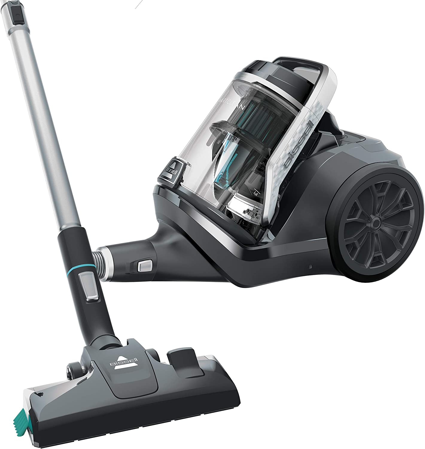 BISSELL, 2268 SmartClean Canister Vacuum Cleaner