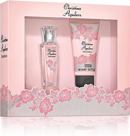 Christina Aguilera Signature estuche agua de perfume Vaporizador 15 ml/Gel de ducha 50 ml: Amazon.es: Belleza