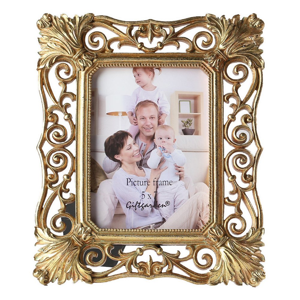 Amazon.com - Gift Garden Friend Gifts Vintage Picture Frame 5x7 Home ...