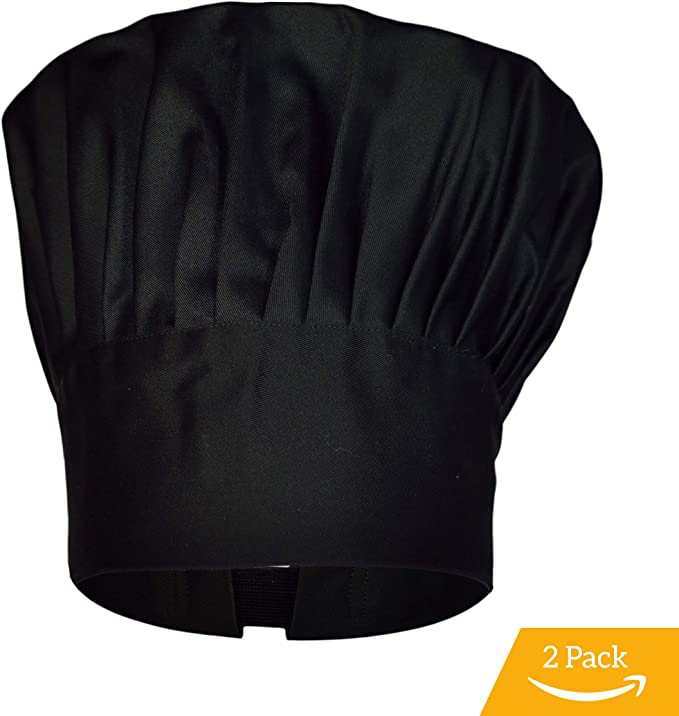 GenieChef Mens Long Sleeve Executive Chef Coat