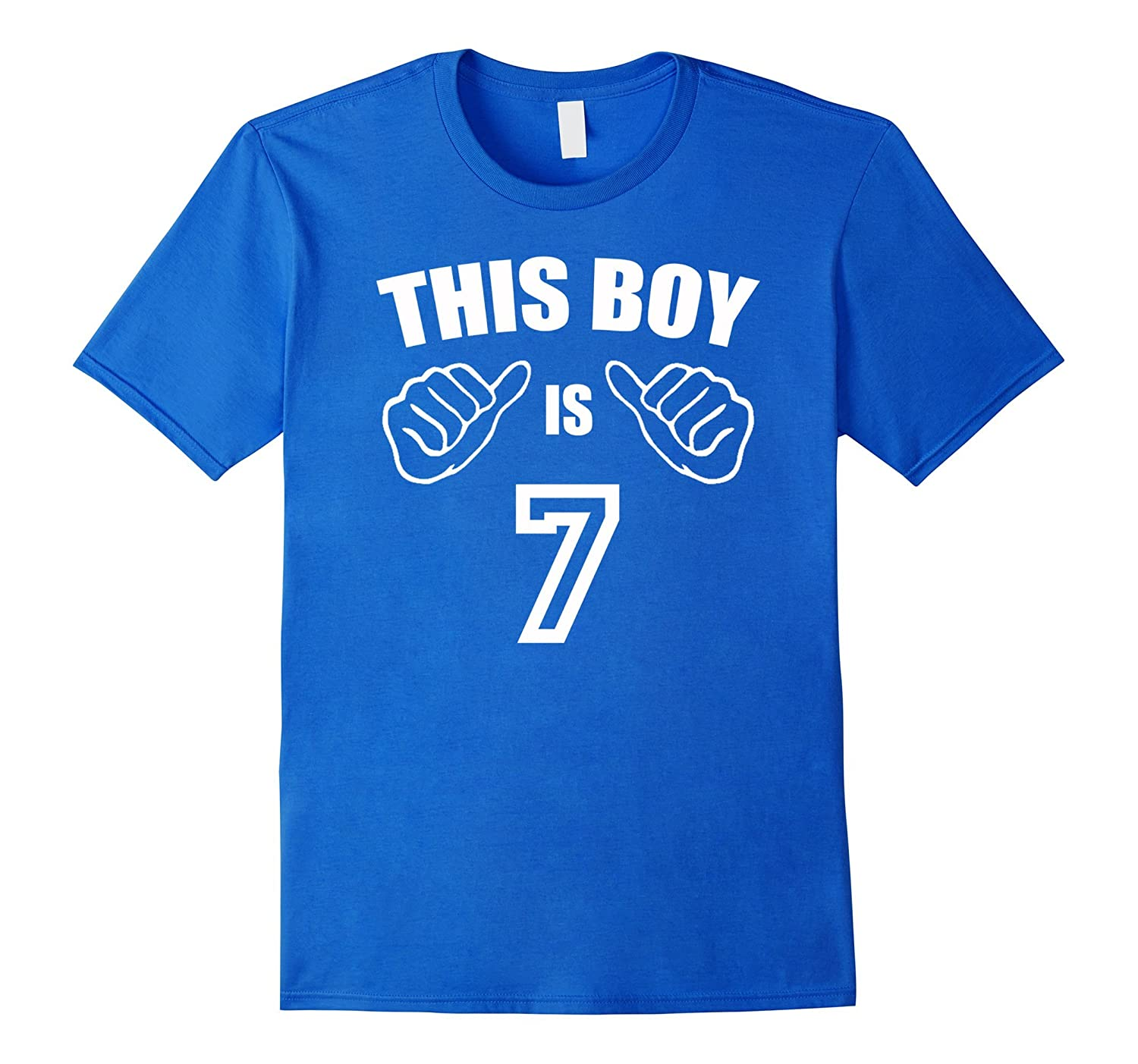 7 Year Old Shirt For Boy Kid