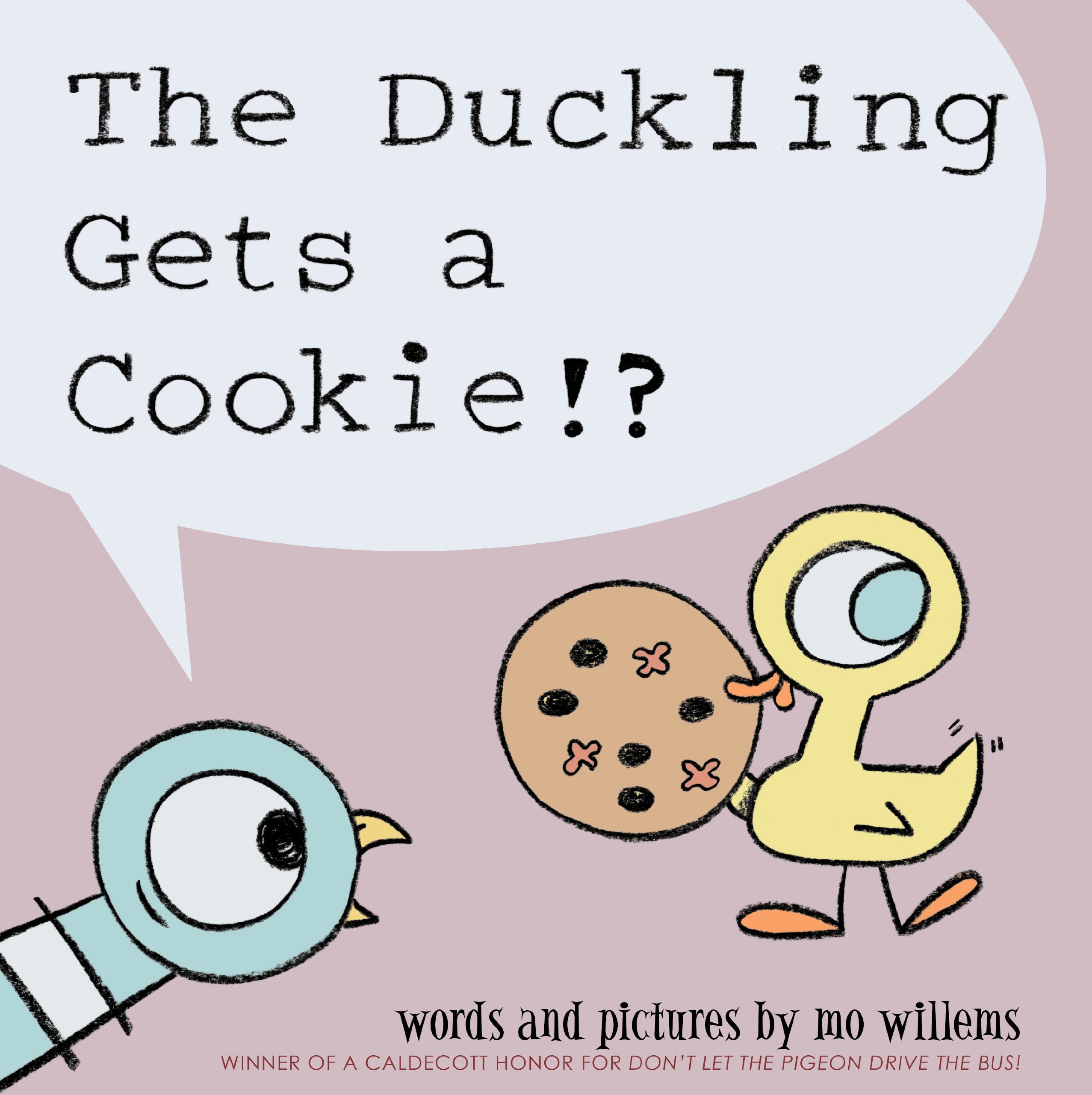 Image result for the duckling gets a cookie