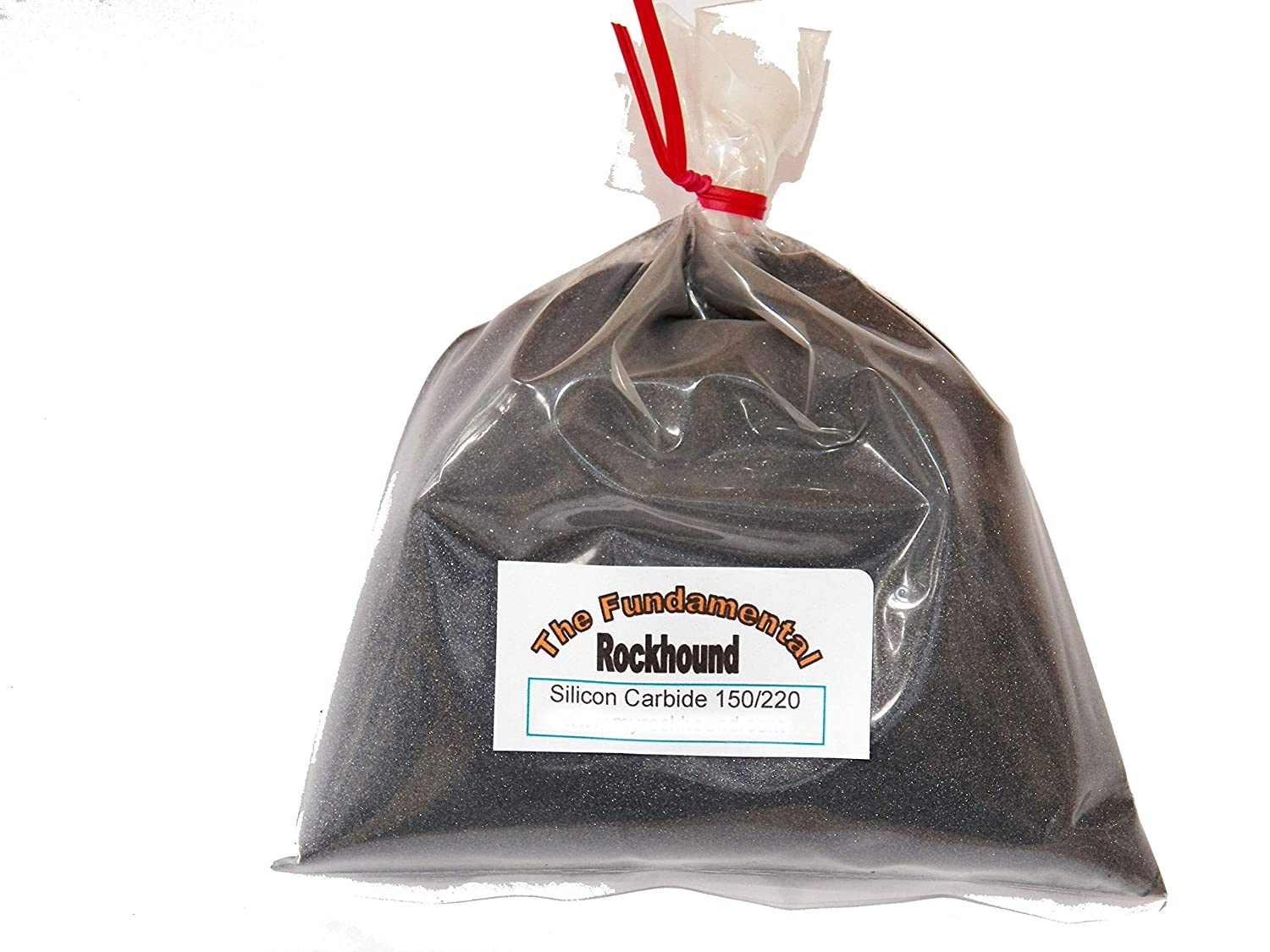 Fundamental Rockhound Products 5 lb 150//220 Medium GRIT for Rock Tumbling polishing Silicon Carbide