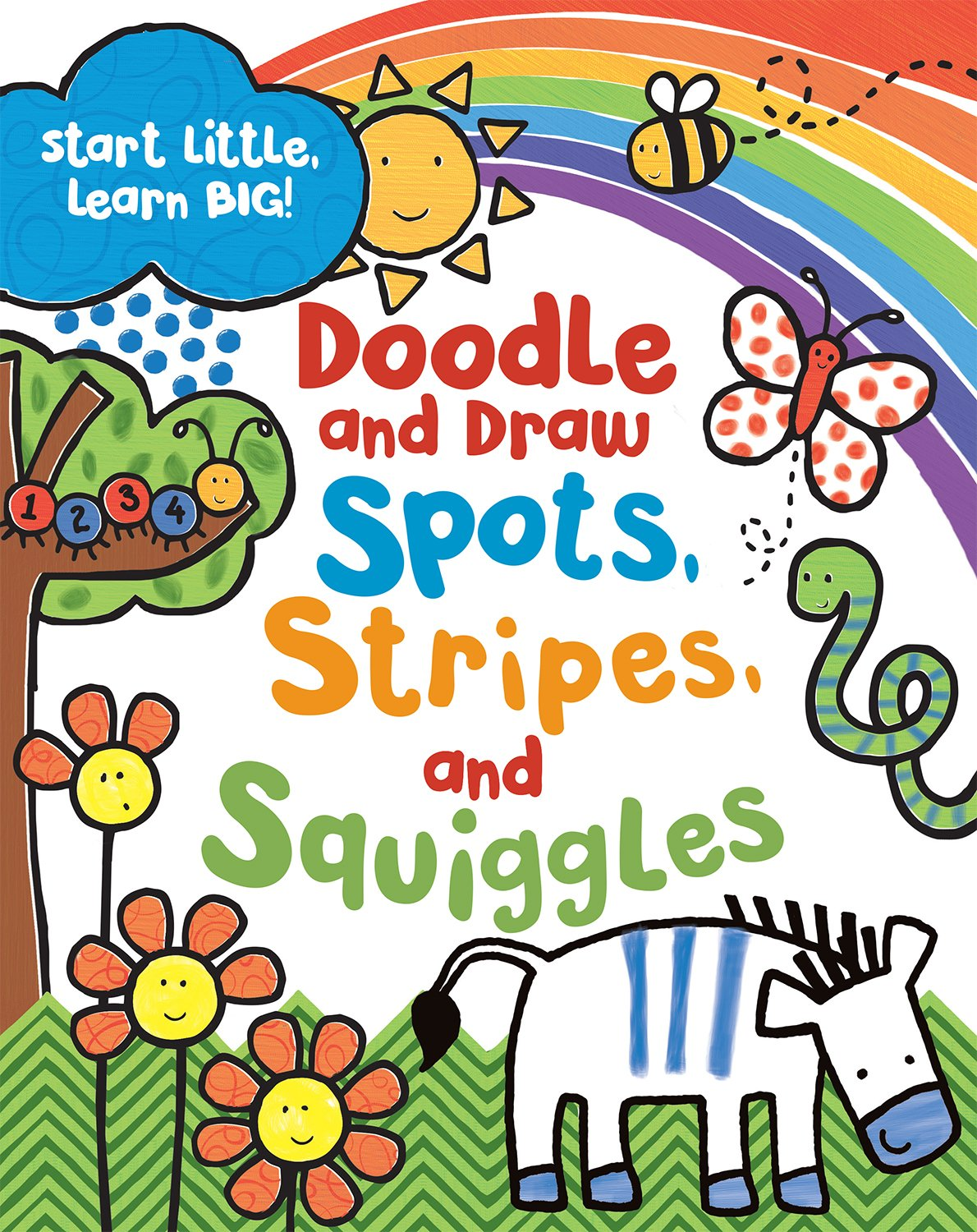 Workbooks squiggle art worksheets : Doodle and Draw Spots, Stripes and Squiggles (Doodle Books ...