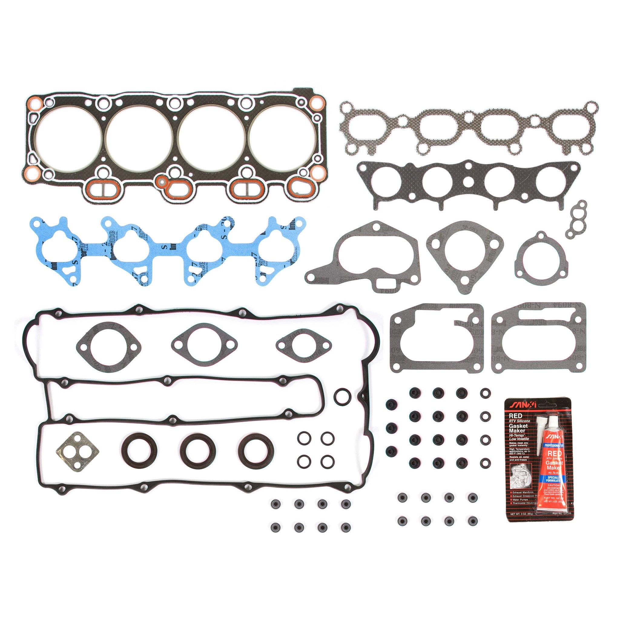 Evergreen HS4038 Cylinder Head Gasket Set