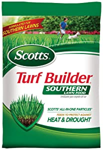 Scotts 23405B Turf Builder Southern Lawn Food, 5,000 sq. ft, 14.06 lbs