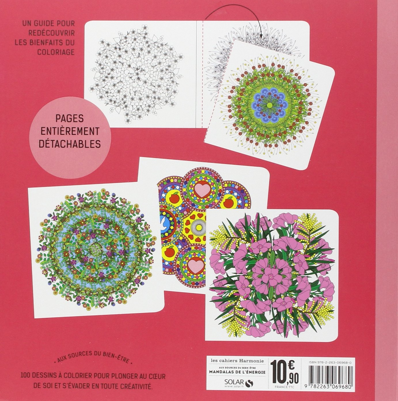 Amazon Mandalas de l énergie Aux sources du bien ªtre Marie GASTAUT Livres