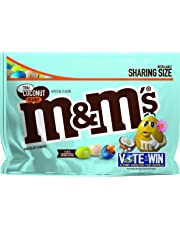 3bae96ef20ff M M s Chocolate Candy Flavor Vote Thai Coconut Peanut Sharing Size
