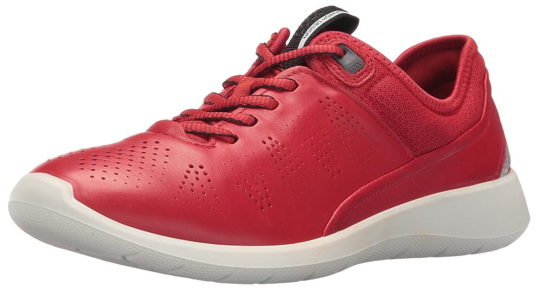 Ecco Rot Damen Soft 5 Sneakers Rot Ecco (50354tomato/Tomato-concrete) 5b64da