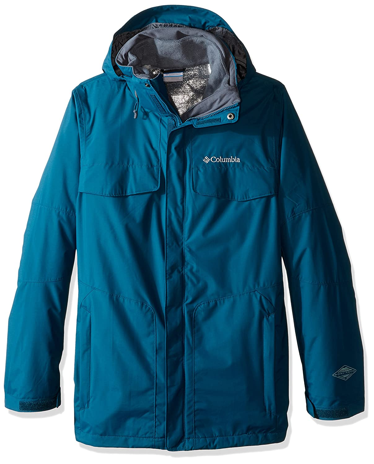 Columbia Men's Bugaboo Interchange Jacket Columbia (Sporting Goods) 1561181