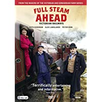 Full Steam Ahead: Victorian Railways [DVD]