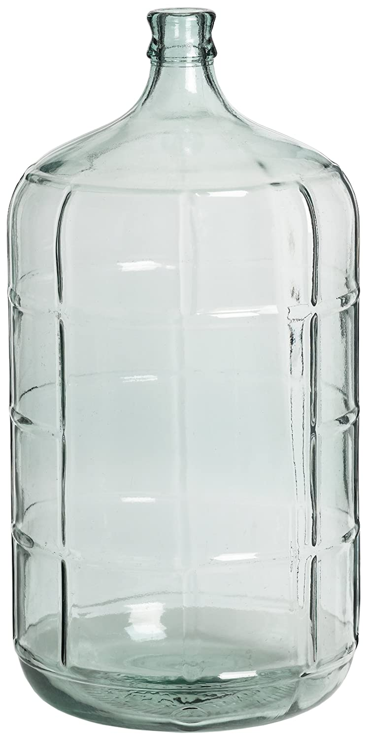 glass carboy 23 liter 1 9 pound box amazon com grocery gourmet food glass carboy 23 liter 1 9 pound box
