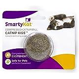SmartyKat Compressed Catnip Cat Toy