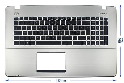 Asus R700VD Notebook Mac