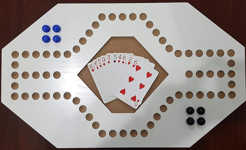 UAE++ Jakaroo board for 2 people