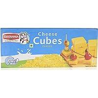 Britannia Cheese - Cubes Classic, 200g Pouch