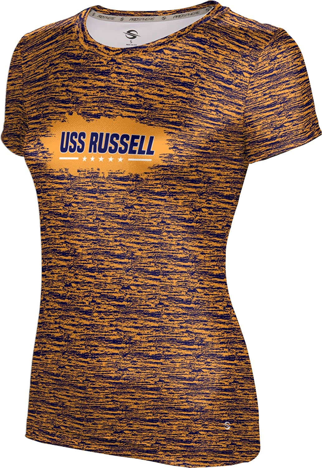 ProSphere Women's USS Russell Military Brushed Tech Tee